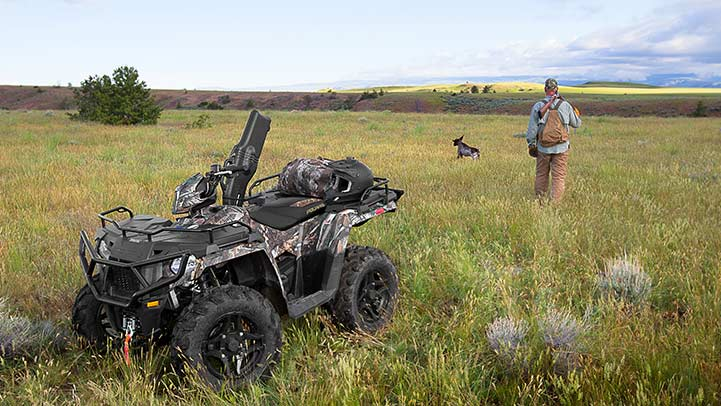 olaris Sportsman 570 Hunting