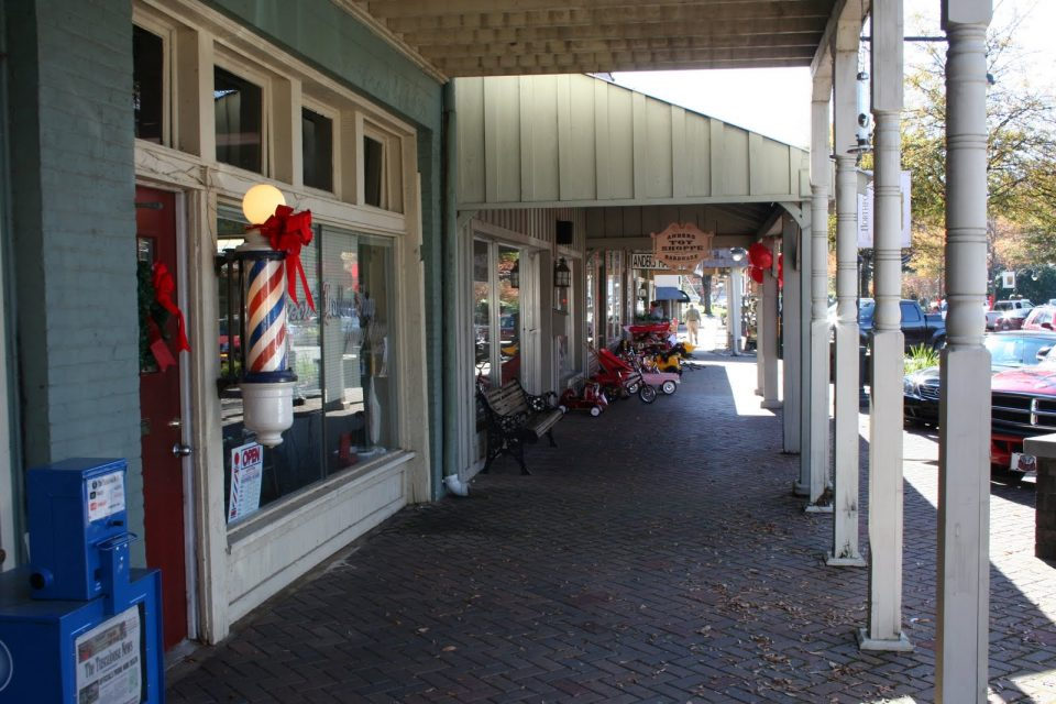 Downtown Northport, Alabama