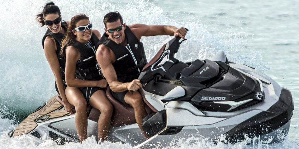 sea-doo luxury