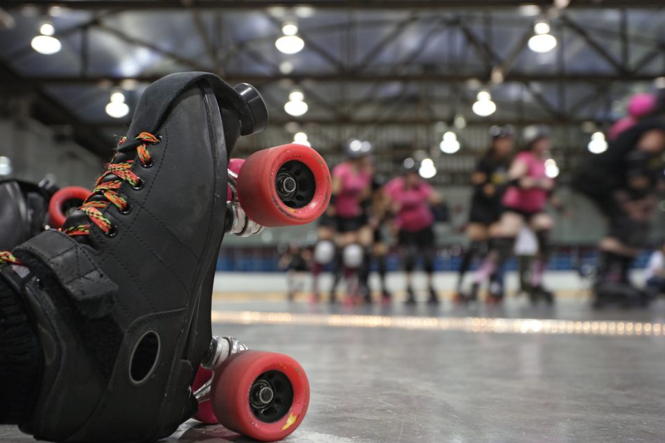 Druid City Dames - See A Roller Derby Bout